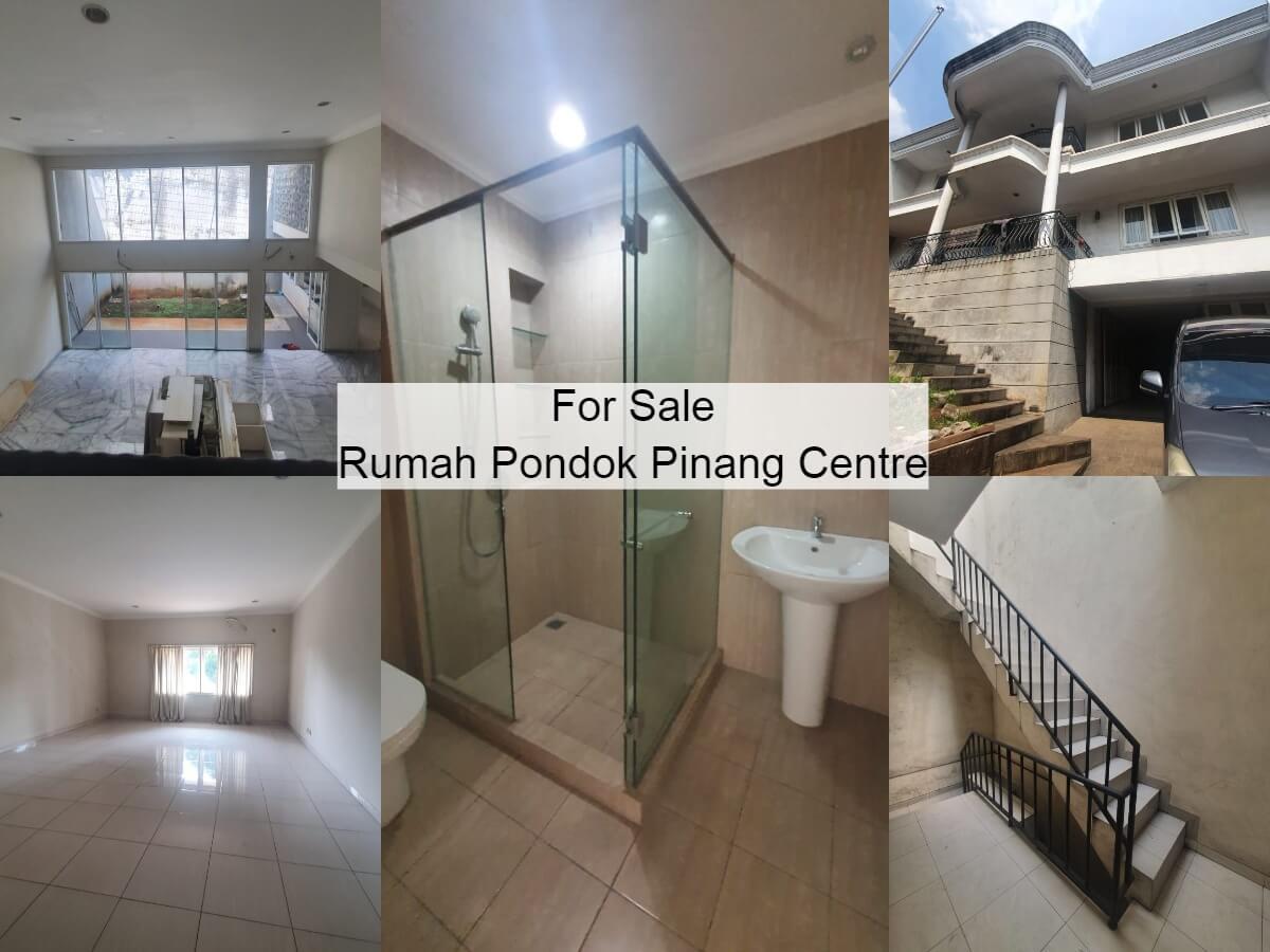 Jual Murah!! Harga di bawah NJOP rumah Pondok Pinang ...